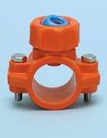 CBN FR PP Clamp Saddle Connectors